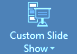 How to set-up custom slide shows in PowerPoint. And why?