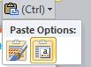 Pasting in PowerPoint - use destination theme